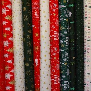 Weihnachten Baumwolle